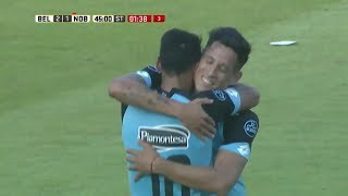 Video Gol Pertandingan Belgrano vs Newells Old Boys