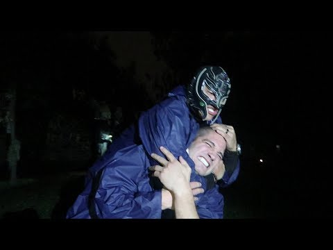 HAUNTED DOLL ISLAND (ft. REY MYSTERIO)