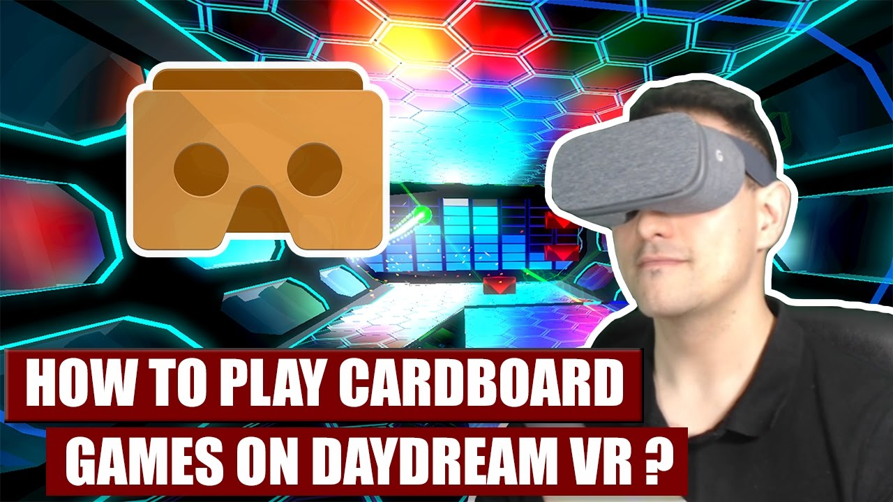 PLAY PC GAMES ON VR(Virtual Reality) /phone …