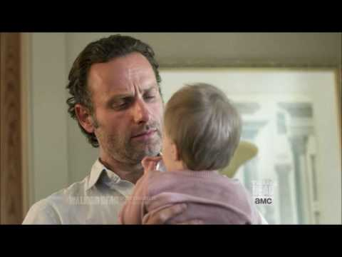 Talking Dead - Andrew Lincoln on the reveal about Judith