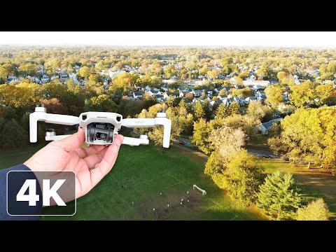 DJI Mini 2: 4K sample video