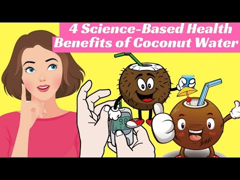 4 Science Based Health Benefits of Coconut Water| 10 minute Fat Loss Review