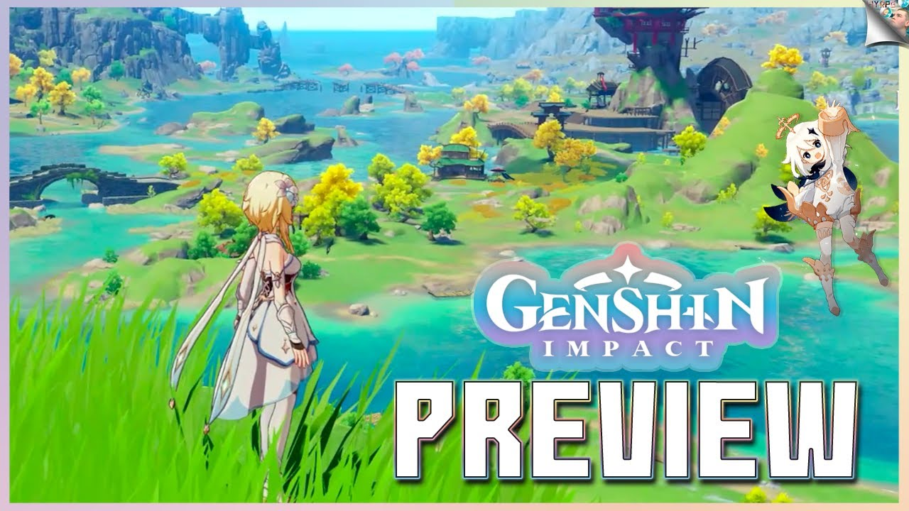Genshin Impact PC Preview: Not A Breath of the Wild Clone
