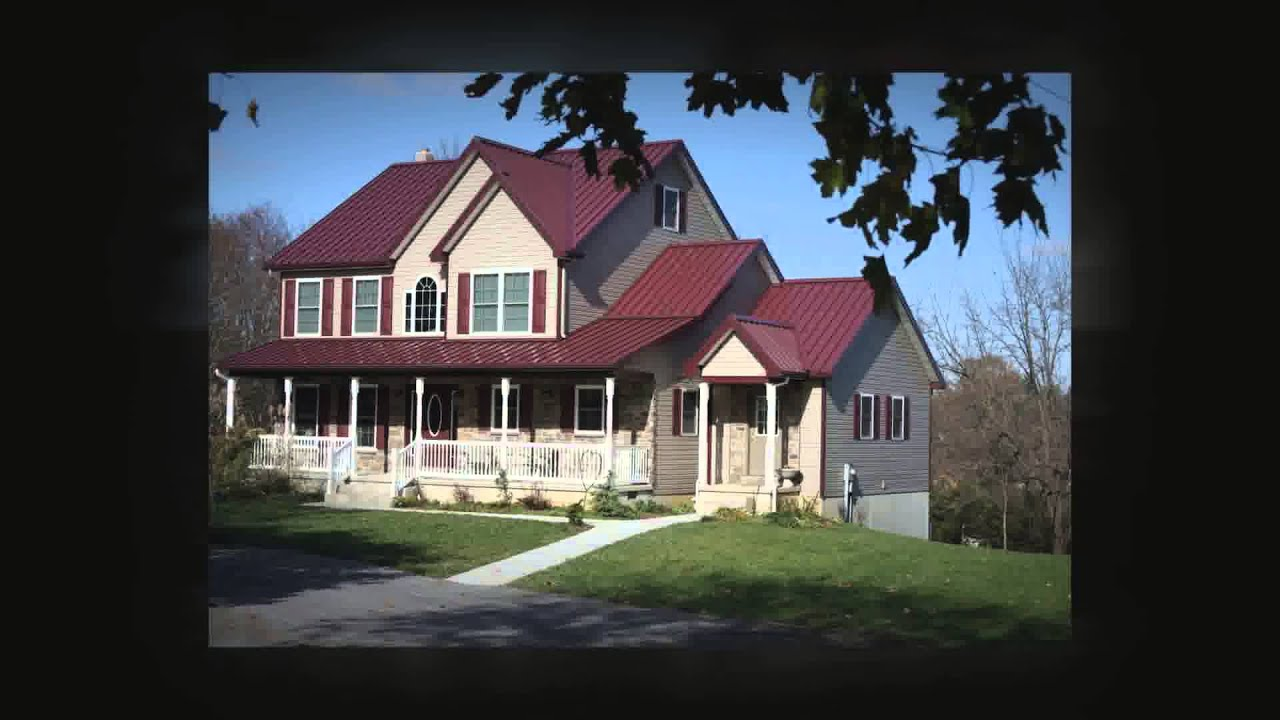 Millennium Home Design Metal Roofing 1080p - YouTube