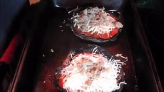 How To Make A Portobello Mushroom Pizza Recipe