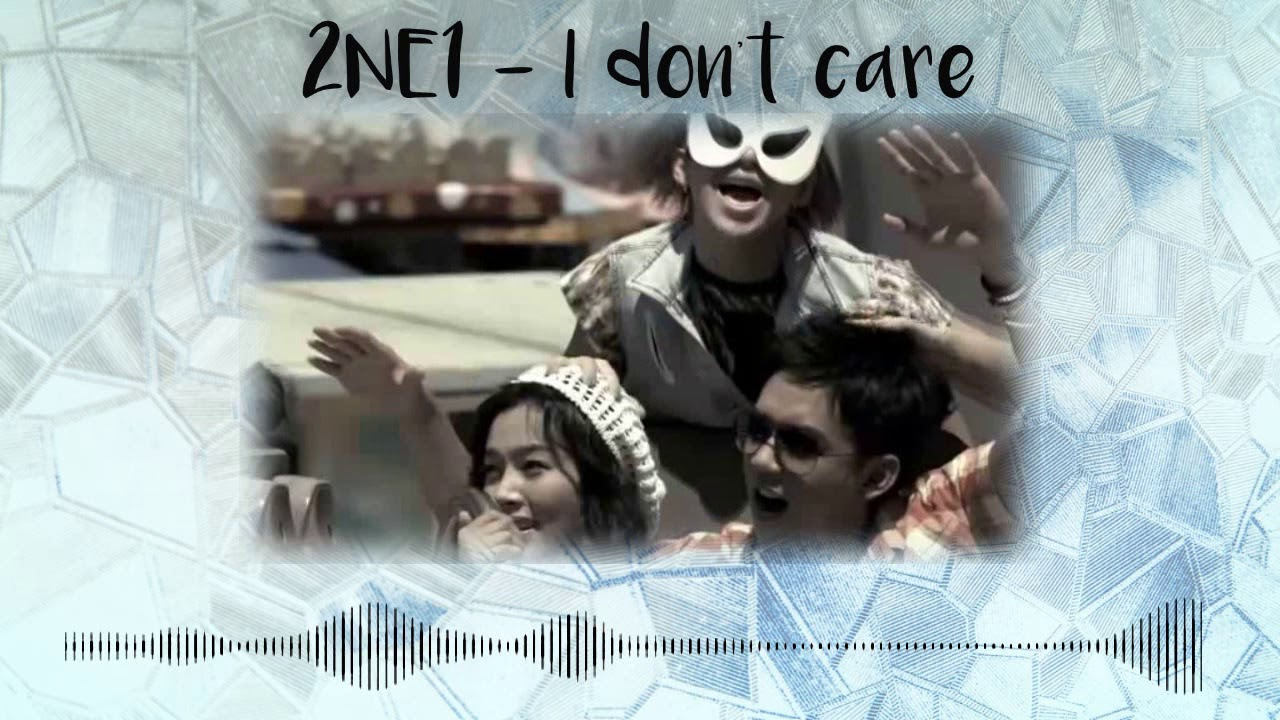 2NE1/투애니원 - I DON'T CARE - cover by merry