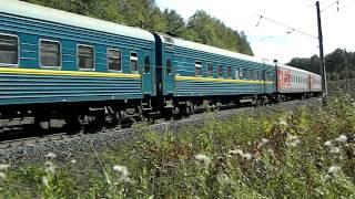 ЧС4Т-691, пергон Солдатка - Бисертский завод