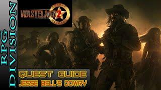 Wasteland 2 - Jesse Bell's Dowry Quest Walkthrough