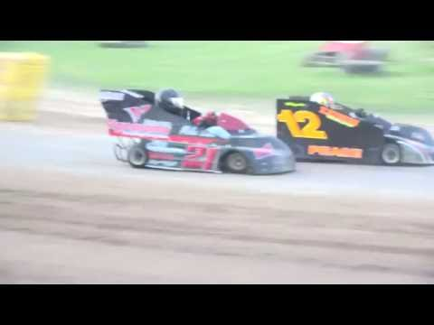 8-20-16 Central New York 1/4 Pt Heat 2A at Starlite Speedway