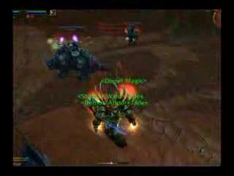 World Of Warcraft Pvp Video; Vig()r Inc.