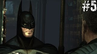 Batman Arkham Asylum #5 ЗАПИСИ ДОКТОРА ЯНГ