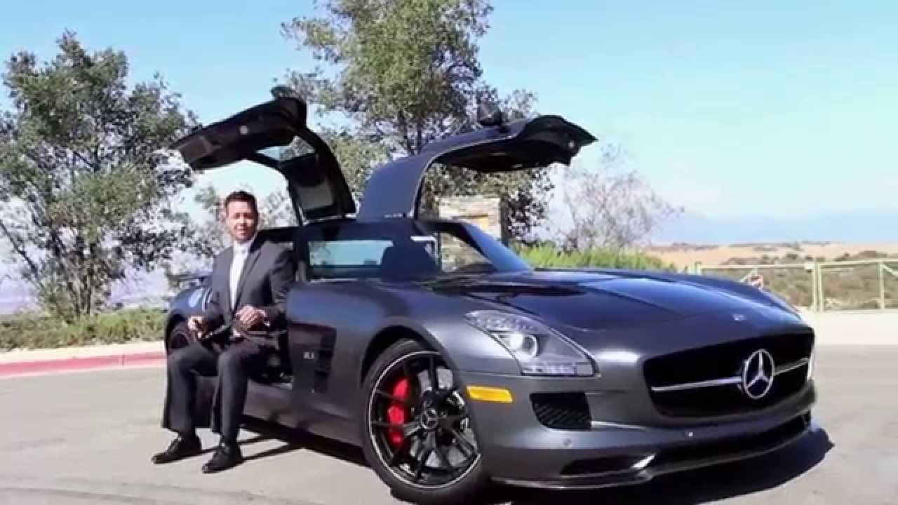 Butch Jones Car >> 2014 Mercedes-Benz SLS AMG® GT Final Edition - YouTube