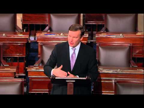 Senator Murphy Speaks on Senate Floor on Government Shutdown