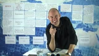 11 урок. Крещение Святым Духом - обетование Нового Завета. Школа Первопроходцев.