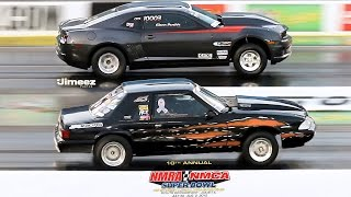 tie breaker final match race nmra vs nmca superbowl shootout rt66 joliet