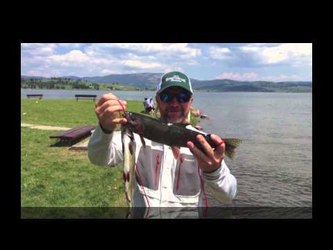 2014 Georgetown Lake Fly Fishing