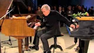 Zygmunt Krauze, bi-piano recital, part 2