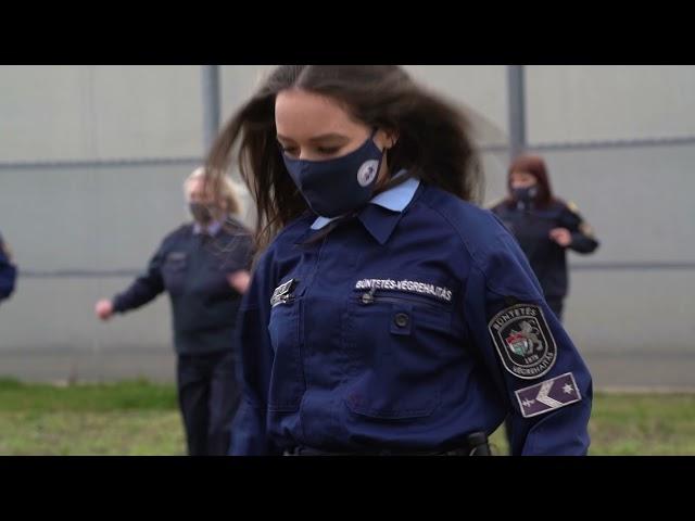 Jerusalema tánc - Büntetés-végrehajtás