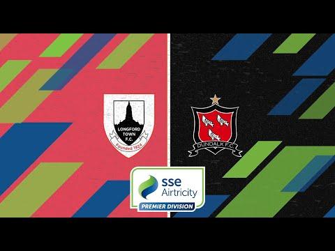 Premier Division GW9: Longford Town 2-2 Dundalk