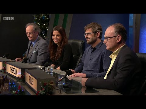 University Challenge Christmas 2015 E05    Exeter v  Magdalen Oxford