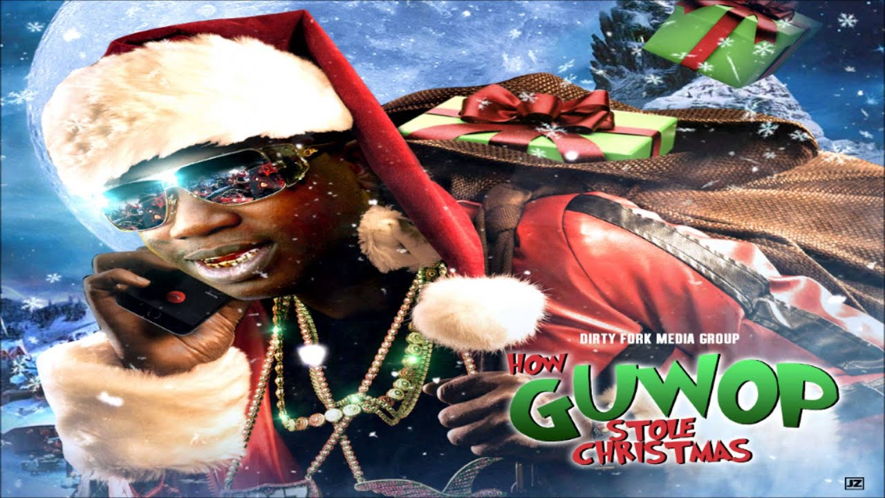 Gucci Mane Christmas.Gucci Mane How Guwop Stole Christmas Full Mixtape