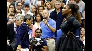 Serena's Chair Umpire Controversy