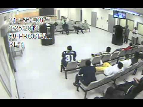 Al Cannon Detention Center officer bodyslams inmate