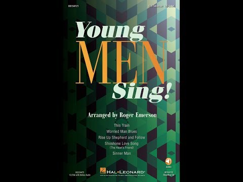 Young Men Sing!, 4. Shoshone Love Song - Arranged by Roger Emerson