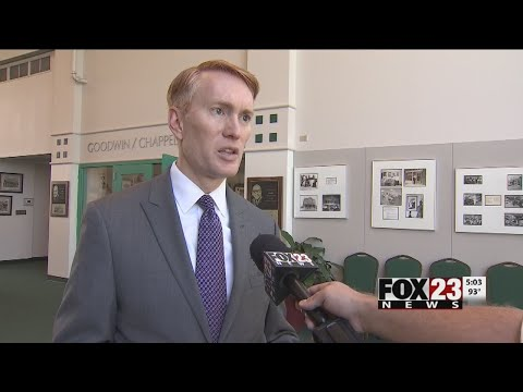 FOX23 Exclusive: Sen. James Lankford to introduce plan to help