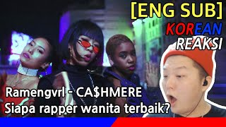 Siapa rapper wanita terbaik Ramengvrl Cashmere