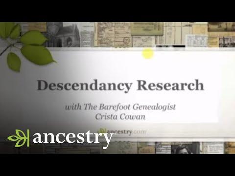 Descendancy Research