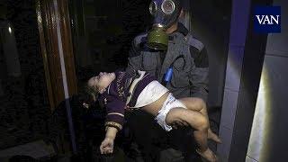 Siria sufre un nuevo ataque químico