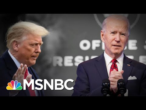 Trump Leaves Biden With Security Threats And A Huge Pandemic | The 11th Hour | MSNBC