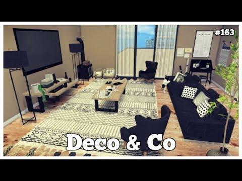 Les Sims 4 | DECO & CO #163 | ROOFTOP APARTMENT