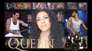 Bohemian Rhapsody: The Movie - Official Teaser Trailer REACTION! QUEEN MOVIE