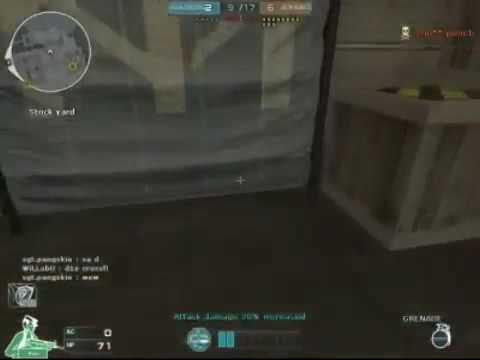 CF parkour pH xd weapons death trap