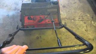 Yard Machines (MTD) Snowblower Cold Start