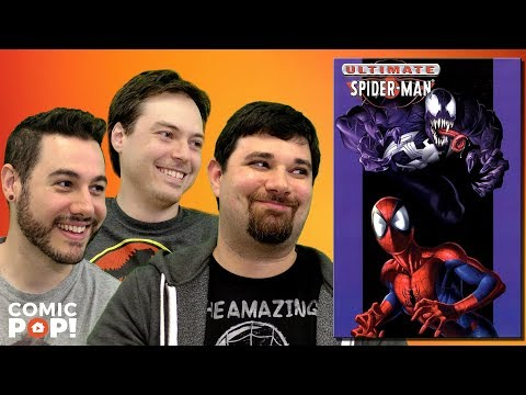 Ultimate Spider-Man vs Venom on Back Issues #SpiderMan
