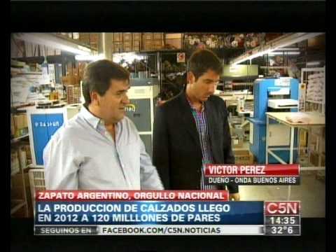 C5N - COSTUMBRES: ZAPATO ARGENTINO, ORGULLO NACIONAL