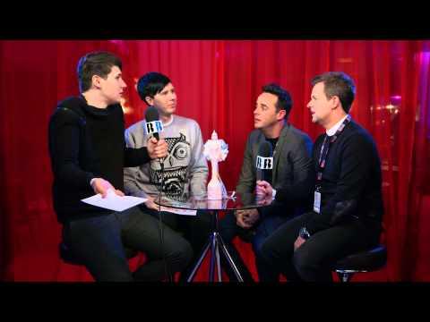 Dan & Phil Meet Ant & Dec | BRIT Awards 2015