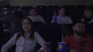 Мягкий кинотеатр - ТРК Алмаз - г.Челябинск