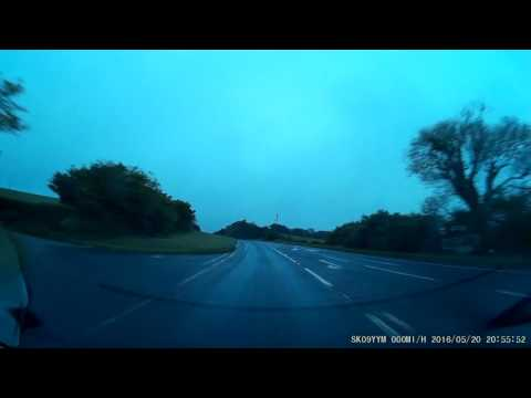 Plymouth To Launceston May 2016 (Bad Weather)
