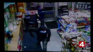 Surveillance video offers first look at fatal shooting inside Detroit gas station