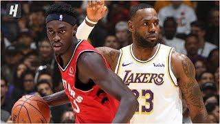Toronto Raptors vs Los Angeles Lakers - Full Game Highlights   November 10, 2019 NBA Season