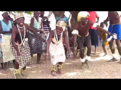 Togo - Dances of Tamberma People