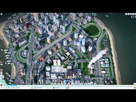 Sim city #24 - Best Simcity Layout ever
