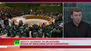 The UK government has accused Russia of breaching the International...