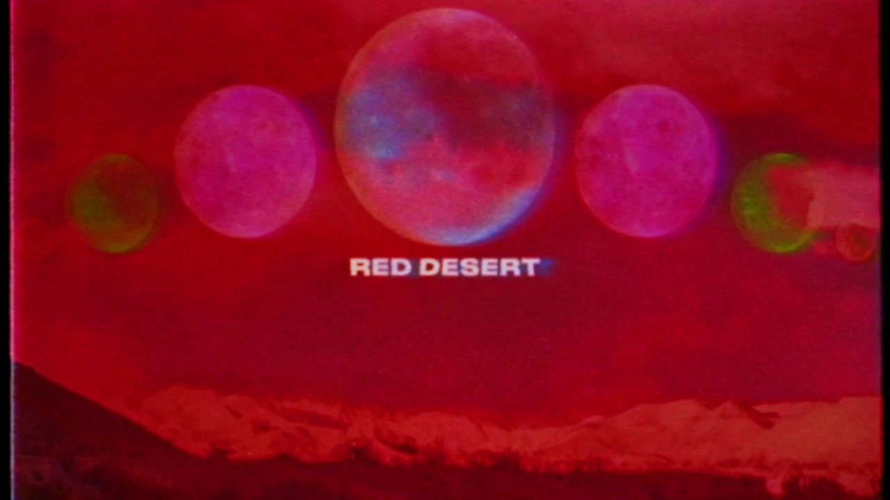 "5 Seconds of Summer – ""Red Desert"""