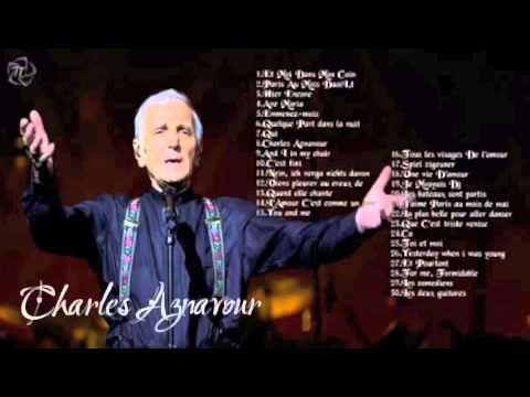 Best Songs of Charles Aznavour