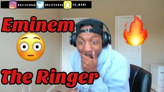 Download J.Cole, Joyner, Kendrick & Big Sean y'all safe! | Eminem - The Ringer (KAMIKAZE) - Reaction Mp3